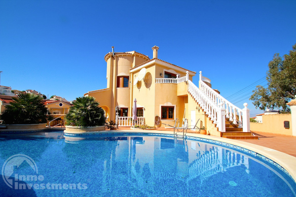 Испания продажа недвижимости виллы